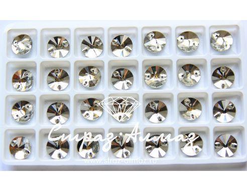 Риволи, кристалл, 14 мм.