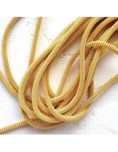 Канительный шнур К69 золото...