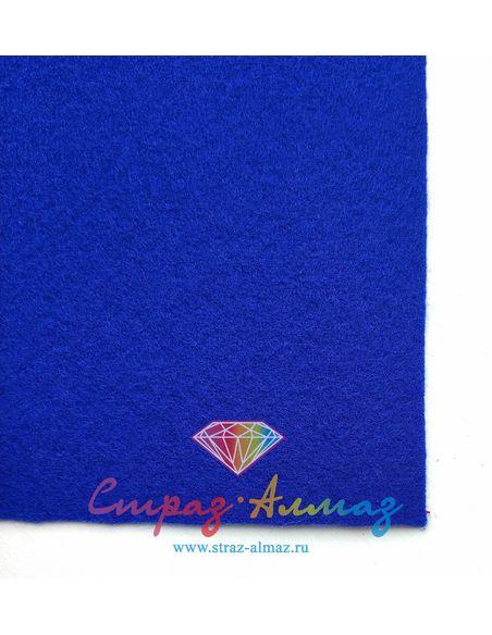 Основа для вышивки Синий 22*20 см.
