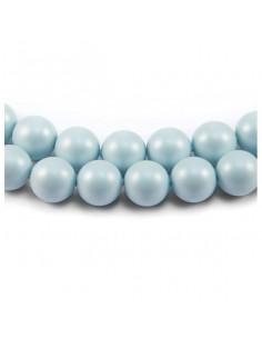 Жемчуг 5 мм. Pastel blue (966)