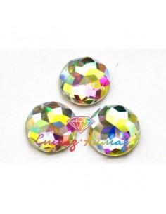 Гексагон, 25 мм., кристалл АВ