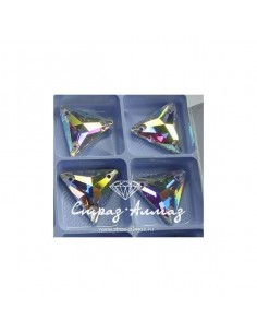 Треугольник, кристалл АВ,...