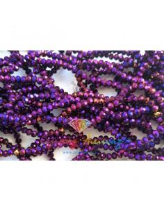 Рондель, 2х3 мм., цвет № 47