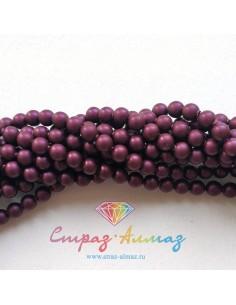 Жемчуг 4 мм. Elderberry (2019)