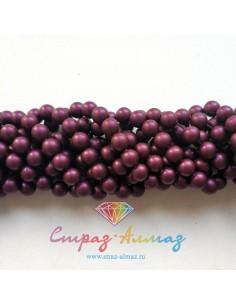 Жемчуг 6 мм. Elderberry (2019)