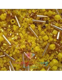 Микс TOHO 01 желтый 5 гр.