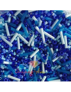 Микс TOHO 05 синий 5 гр.
