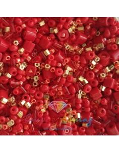 Микс TOHO 06 красный 5 гр.