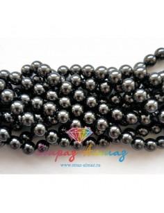 Жемчуг 3 мм. Black (298)