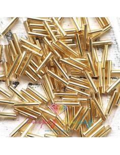 TOHO Bugle 9 мм. Золотистый...